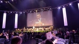 Cena de Gala en Amberes