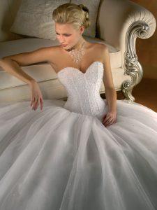 Joyas para novias. Diamantes para la pedida de mano