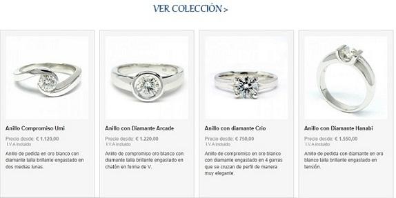 Consejos para elegir anillos de compromiso