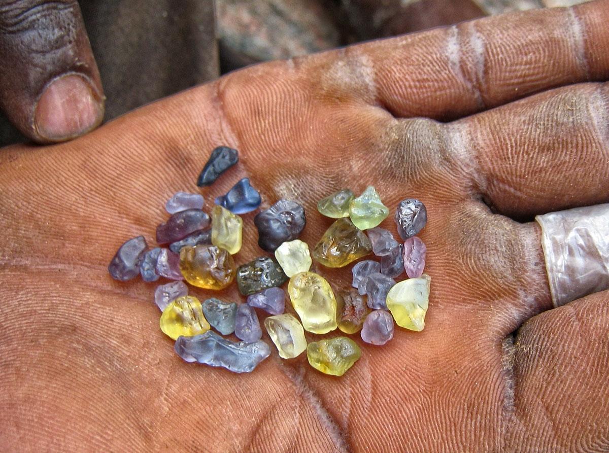 Piedras Preciosas en España