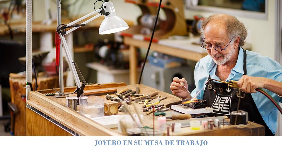 expertos en joyería