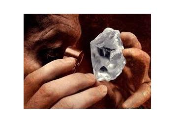 cómo se talla un diamante