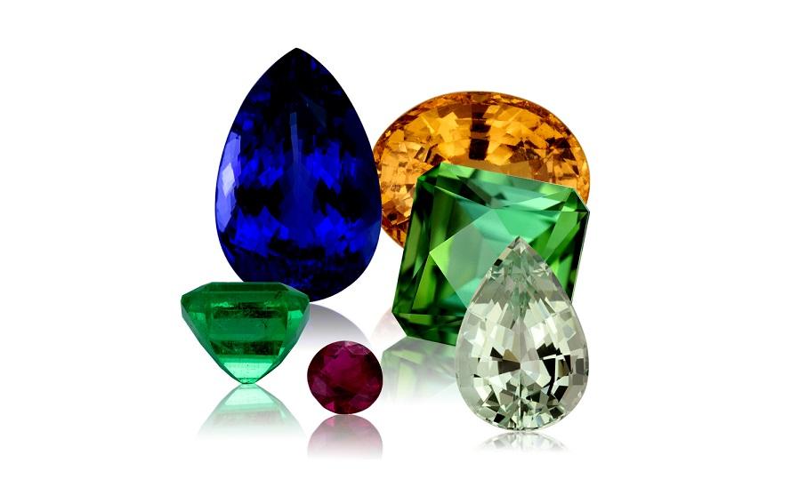 las gemas más valoradas