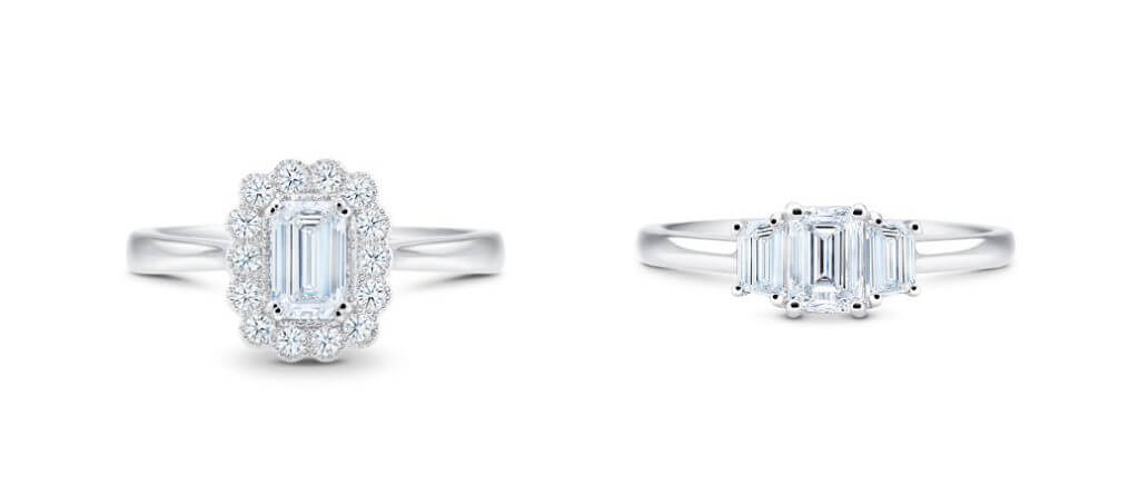 anillos clásicos más vendidos