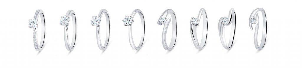 anillos más vendidos en nuestras joyerías