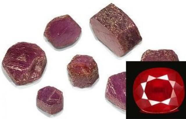 tratamiento de las piedras preciosas