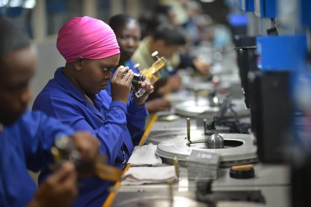 desarrollo de áfrica