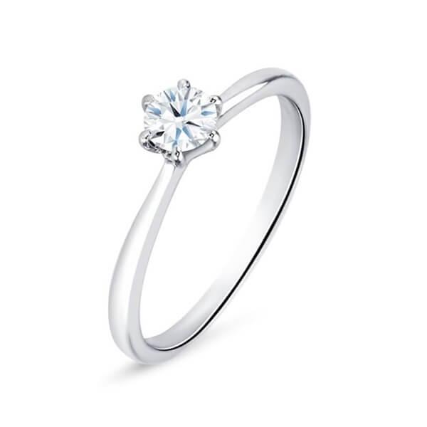 anillos de compromiso diamante