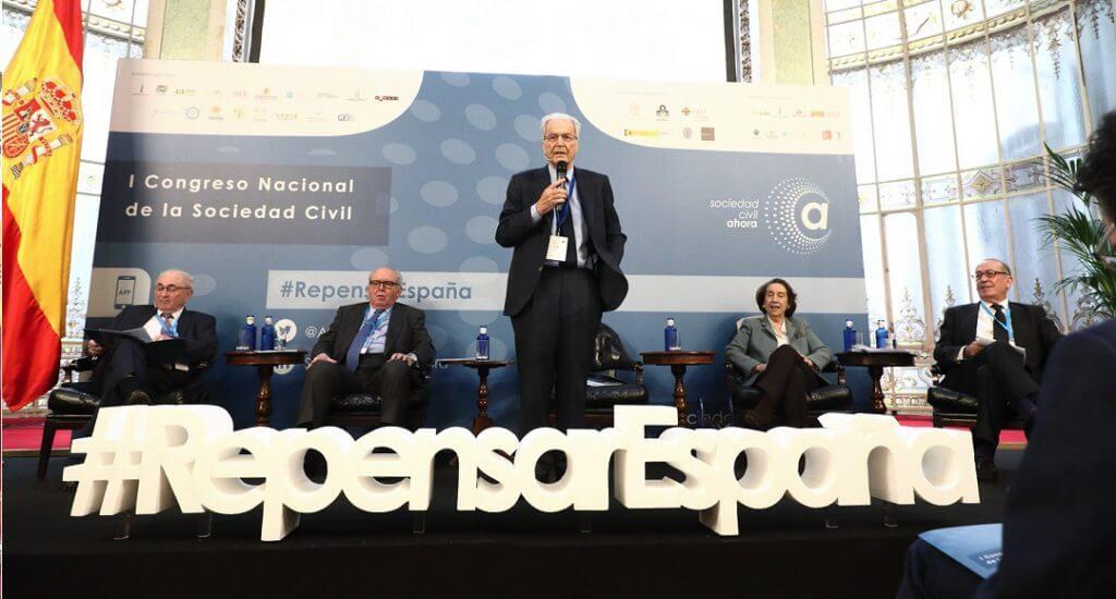 liderar la transformación de España en el 2021