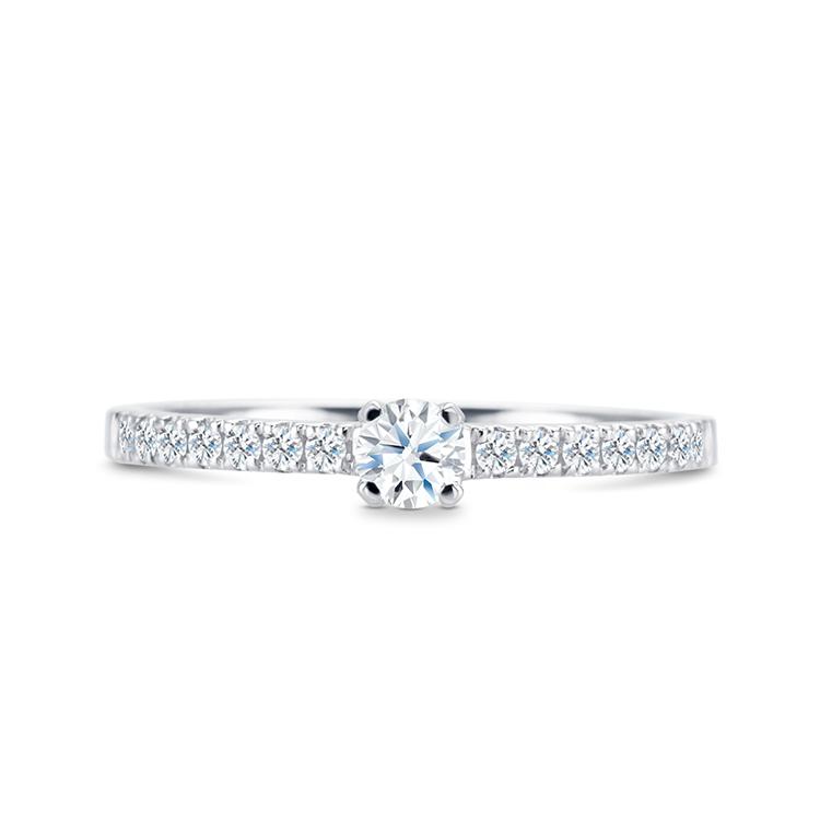 Anillo Diamante AMORE - SR 8