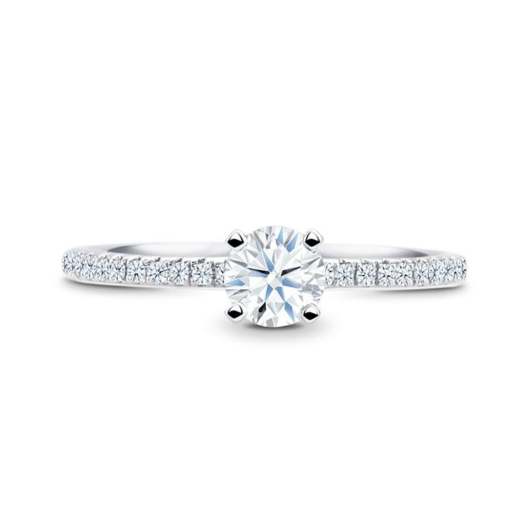 Sortija de Pedida Diamante MINAMI - SR 47