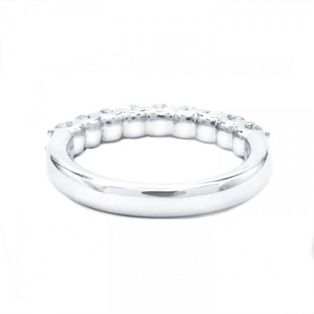 alianzas oro blanco diamantes 3