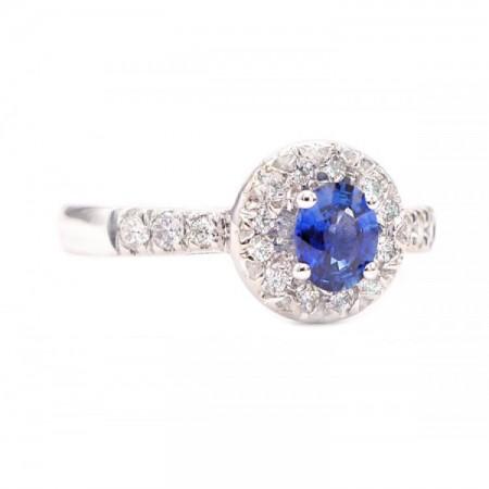 anillos de zafiro y diamantes 2
