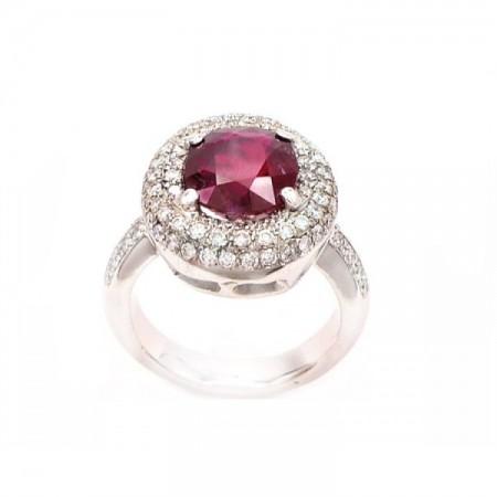 anillos de rubi 3
