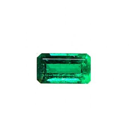 esmeralda de excelente color
