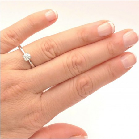 anillo compromiso VERONA