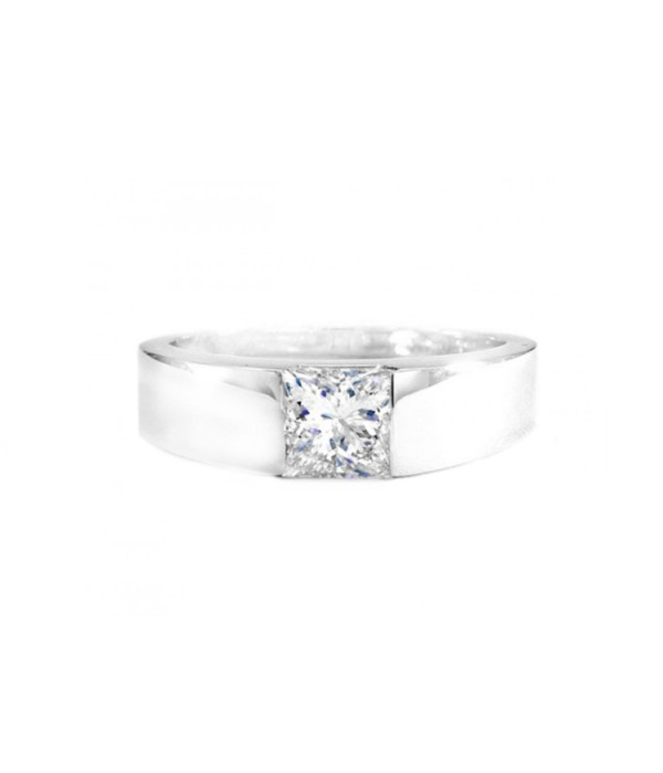 Anillo Diamante Radiant Kumo - SI 52