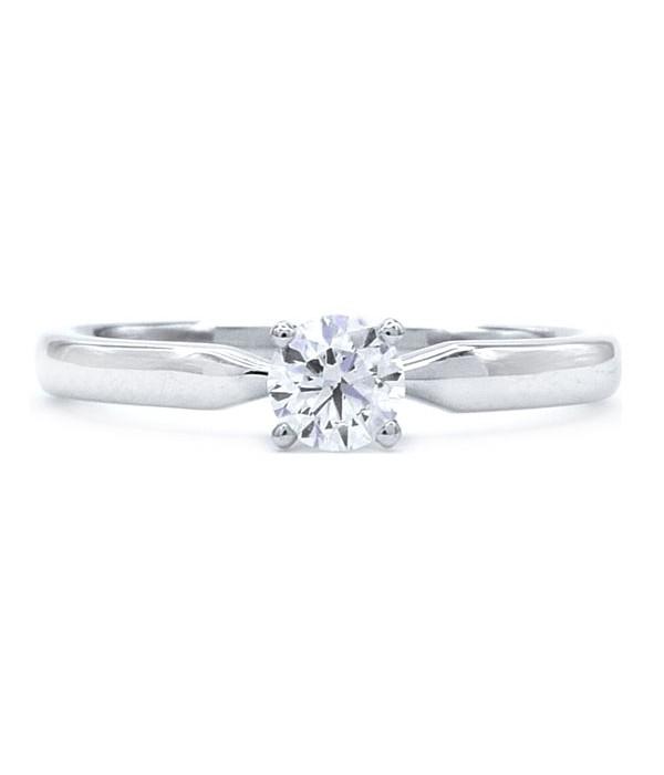 Solitario con Diamante VIENA - SR 19
