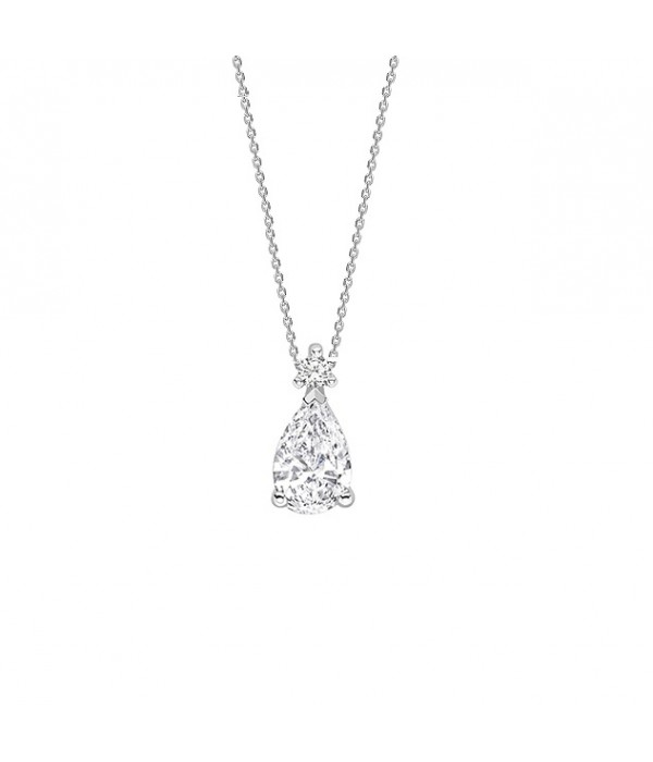"Colgante Garra Diamante Perilla "" Drop"" - CR 9 OB"
