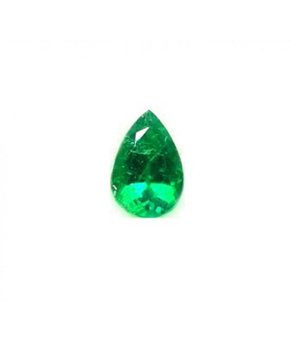 Esmeralda en forma de pera - PA-0,94