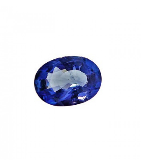 Zafiro Azul Oval - E 37 - 3,41