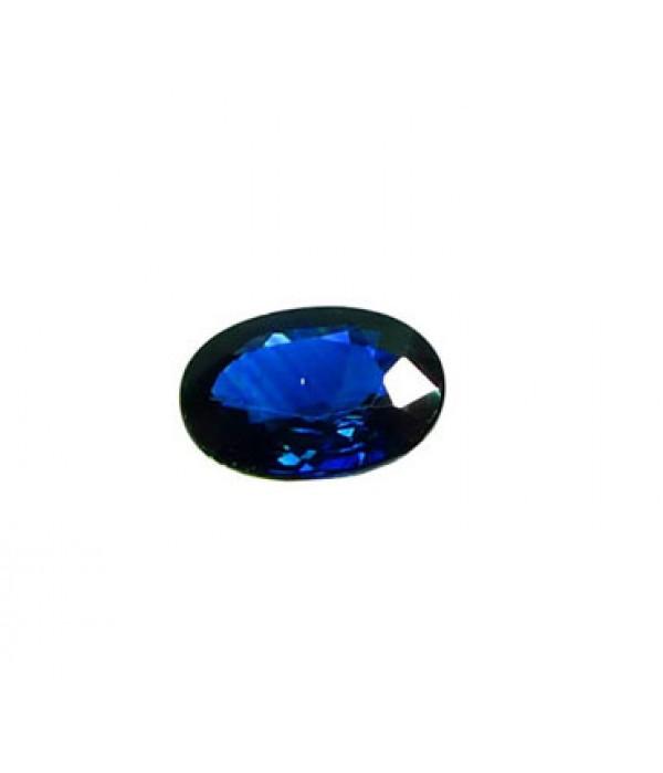 Zafiro ovalado azul - Ref 380 - 0,93