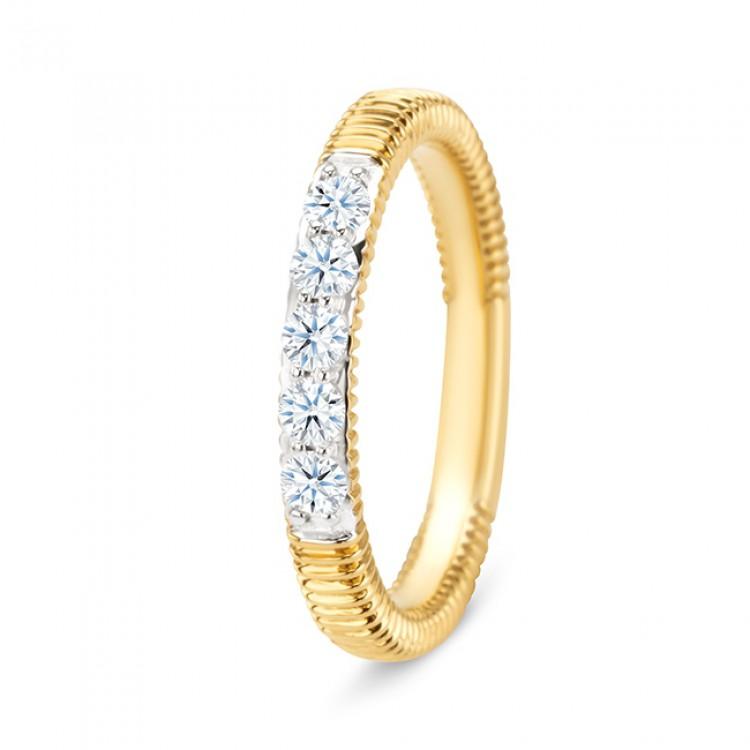 Alianza Cintillo Diamantes Belle ST 8