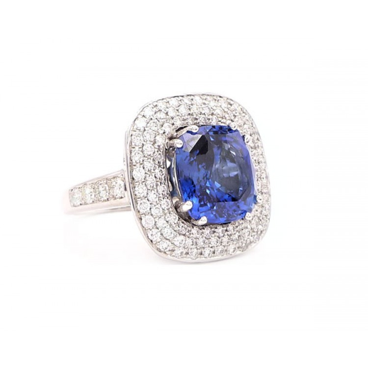 Anillo Zafiro BLUE Purity - SC 76