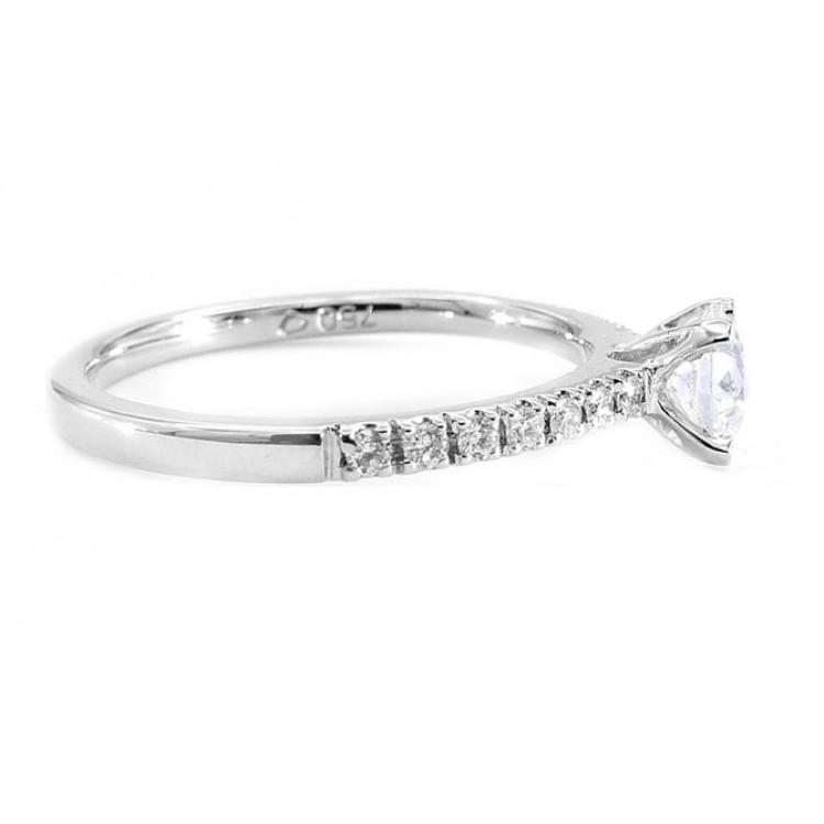 Anillo de Diamantes AMORE - SR 8