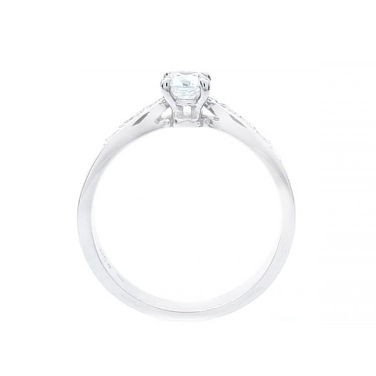 Anillo diamante HIGASHI - SK 4