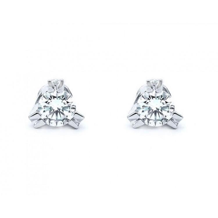 Pendientes Diamante Shalosh - PM 82