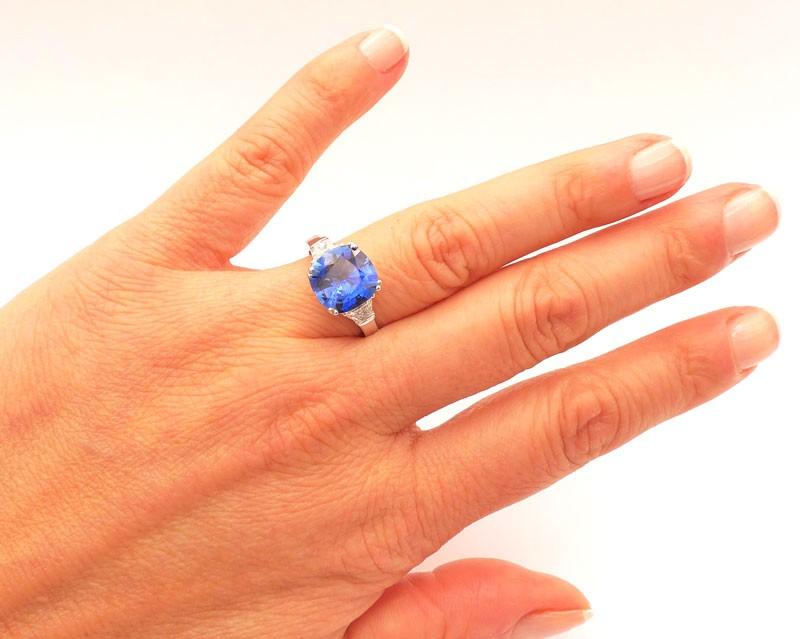 anillo de zafiro de ceilan