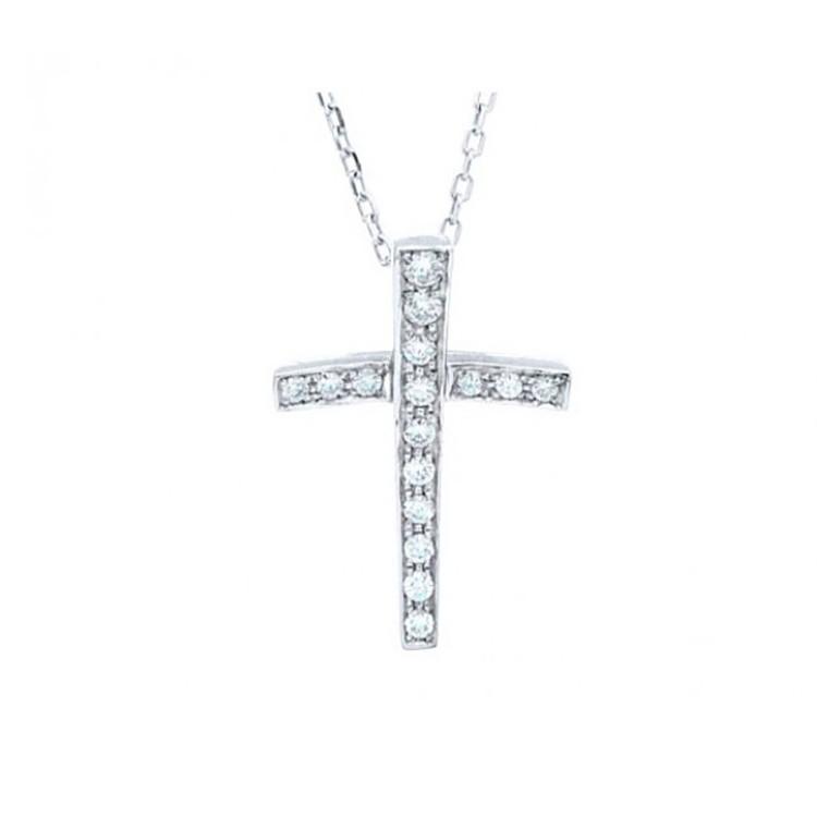 cruz diamantes