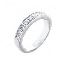 alianza con diamantes princesa, Jorge Juan