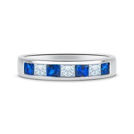 alianza diamantes zafiros princesa sc 117 zaf