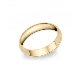 alianza de boda oro amarillo 3.5 mm