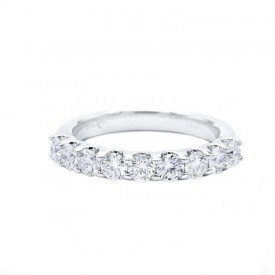 alianzas oro blanco diamantes