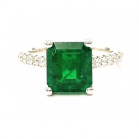 anillo esmeralda cairo