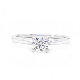 anillo pedida  Mikonos con un diamante