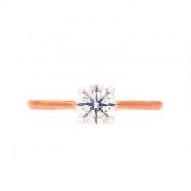 anillo oro rosa pekin