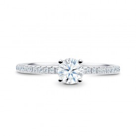 anillo pedida diamante - MINAMI 47
