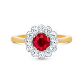 anillo Rubi Red  - SRC 2