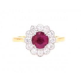 anillos rubi