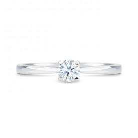 anillo diamante platino Valencia - SR 32 PT