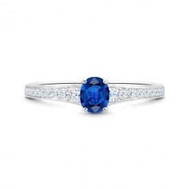 Anillos de Zafiro clásicos BLUE SICILIA SRC 25 ZAF