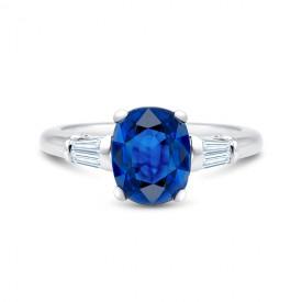 Anillo zafiro Taypers Blue Teide SRC 8
