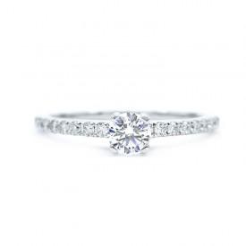 anillo diamantes OSLO