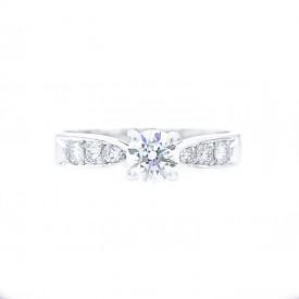 anillo diamante Higashi