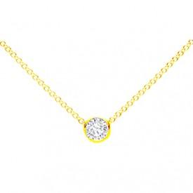 collar-chatón-brillante-oro-18k