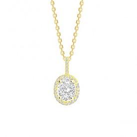 collar-oro-diamante-talla-ovalada